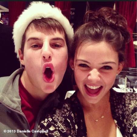 Uploaded to PinterestDanielle Campbell 2014 Boyfriend