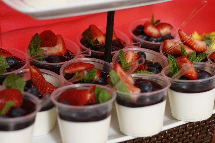 Lavender Vanilla Bean Panna Cotta - Oy! Where have you been my whole ...