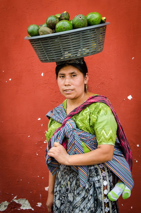 GUATEMALA by Ricardo Mejia, via Behance