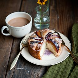 plum, rosemary, & brandy cakes | desserting | Pinterest