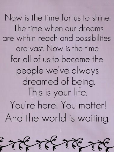 - Haley, 'One Tree Hill'  PERFECT quote to put in a graduation speech