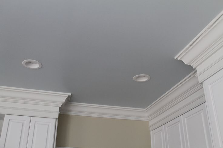 Ceiling paint iceberg by sherwin williams interiors for Sherwin williams ceiling color