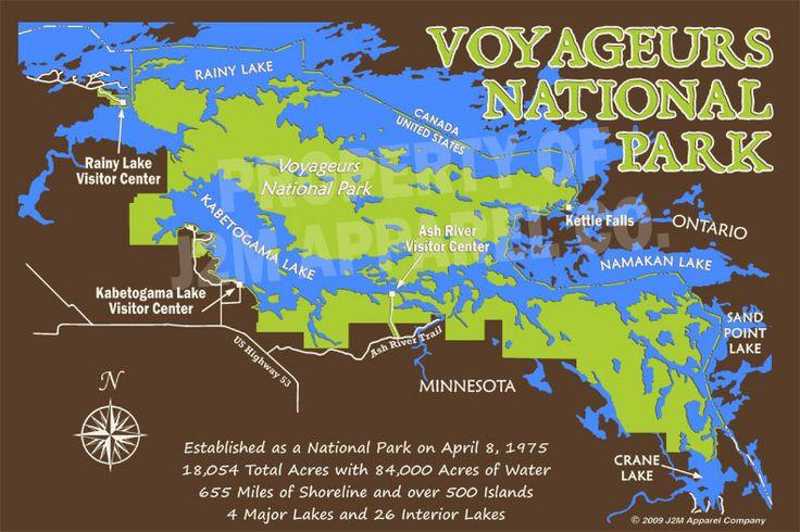 Voyageurs National Park Minnesota Pinterest
