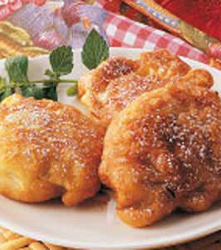 Apple Fritters | Apples | Pinterest