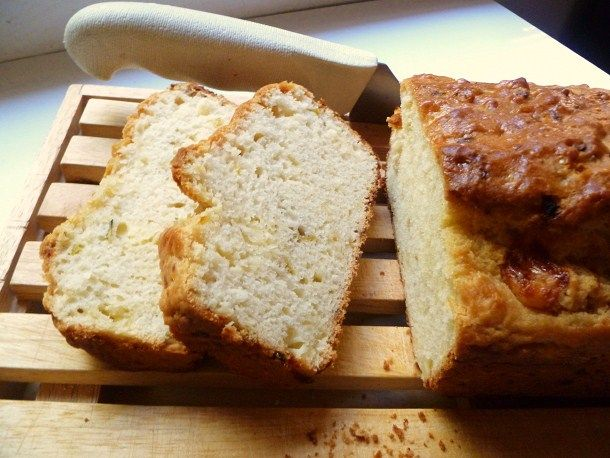 Bread Baking: Pepper and Jack Beer Bread | Recipe