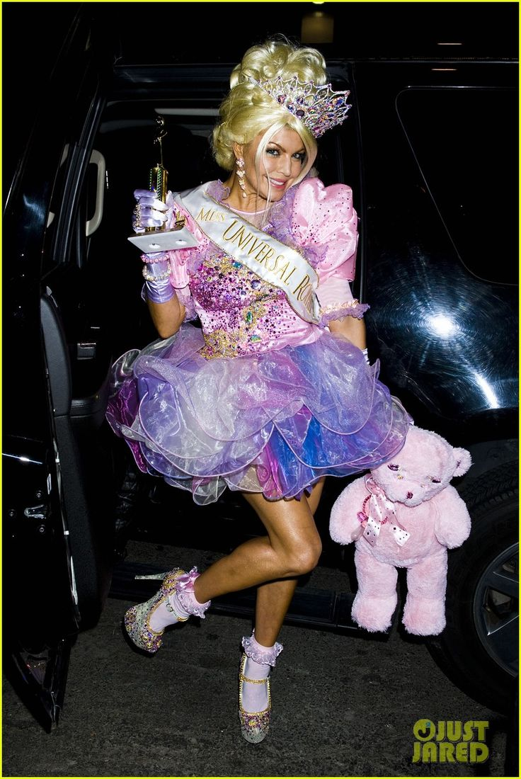 toddlers and tiaras costume. love it!