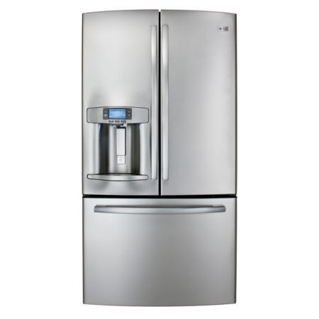French Door Refrigerator Ge Profile Refrigerator French