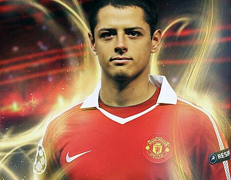 chicharito hernandez manchester united goals