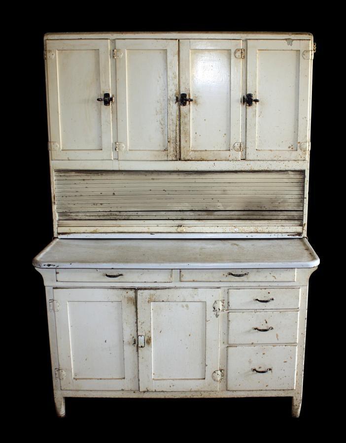 1920s Hoosier Kitchen Cabinet Vintage Pinterest
