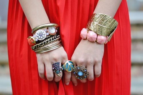 Leaf bracelet ❤