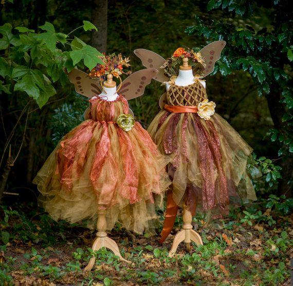 Fall fairy, woodland f...