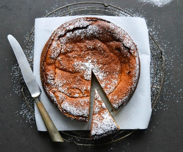 Clementine cake: Made this for Christmas. It got a lot of compliments ...