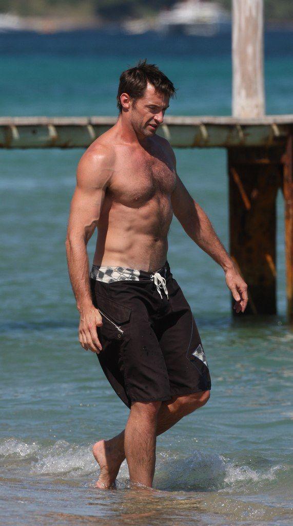 Hugh Jackman body   Hu...