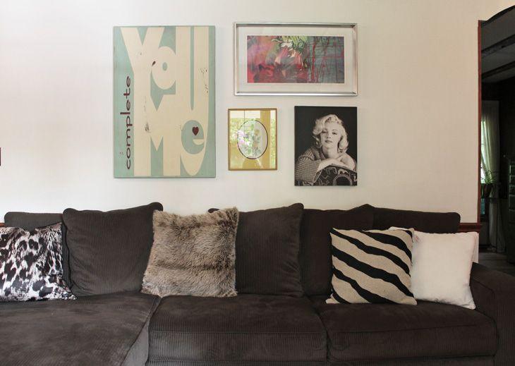 Marilyn monroe art wall art living room decor