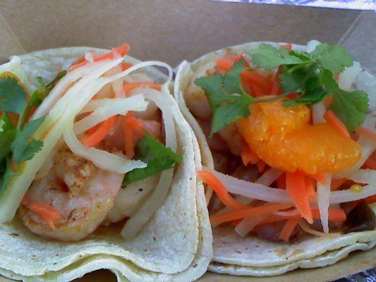 Drunken Shrimp Tacos | Recipe