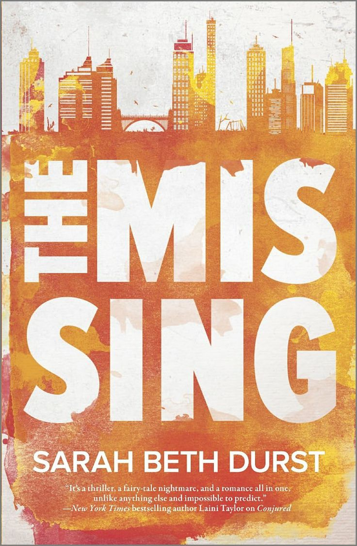The Missing (The Lost #2) by Sarah Beth Durst