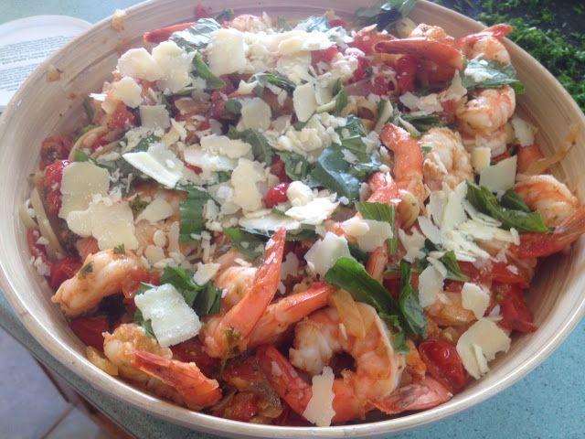 Linguini Shrimp Fra Diavolo | Food and Drink | Pinterest