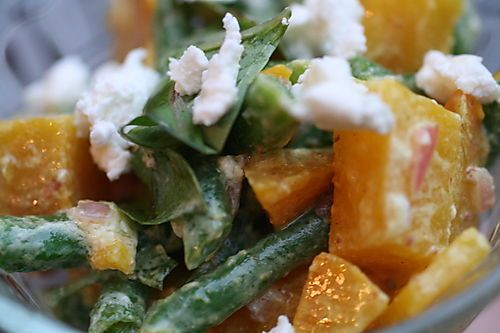 Golden-Beet Salad - while I'm not a fan of regular beets, I absolutely ...