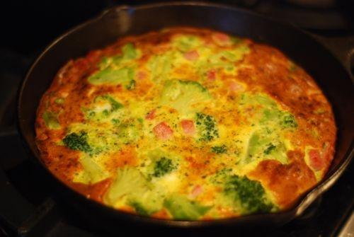 paleo frittata | eat it! | Pinterest