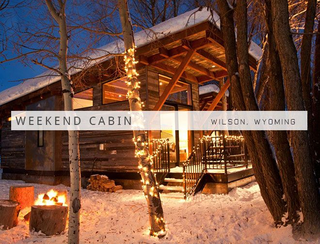 Wedge cabin wilson wyoming places i d like to go for Jackson hole wyoming honeymoon cabins