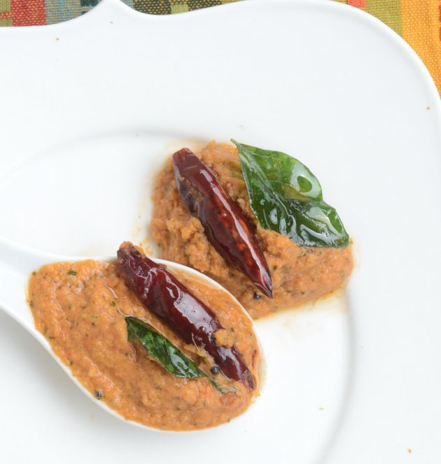 Indian Style Spicy Tomato Chutney is mostly prepared with tomatoes ...