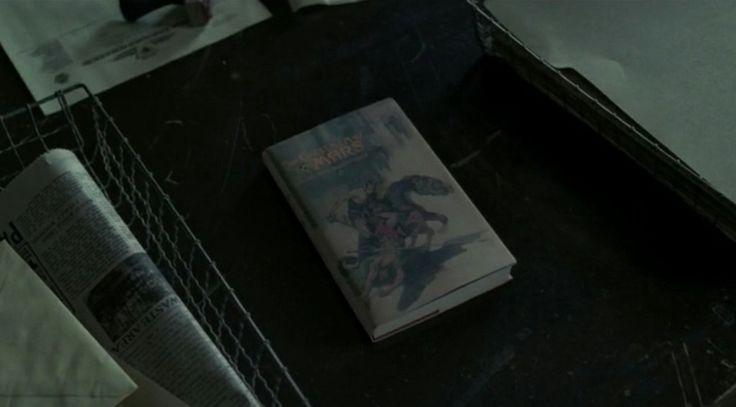 "The Chessmen of Mars, by Edgar Rice Burroughs - Boardwalk Empire Season 4 Episode 2 - ""Resignation"""