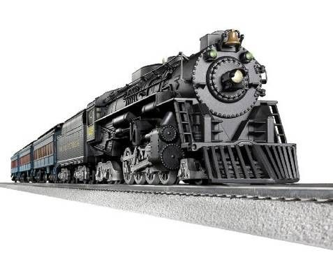 Lionel electric train sets for christmas