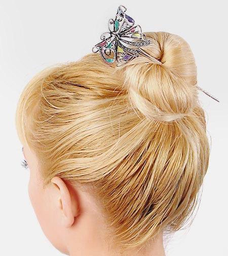 تسريحات بإأكسسوارات الشعر ..~تسريحات للبنوتات كيوت ...~تسريحات شعر ..~تسريحات