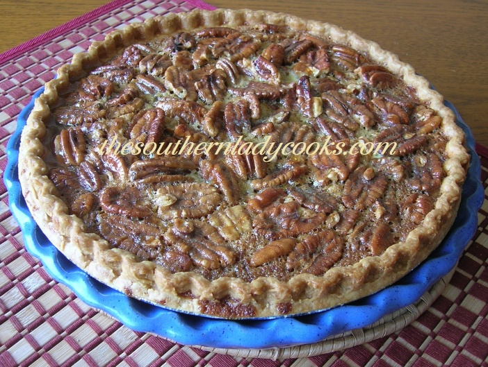 Southern Maple Pecan Pie | alittle bit of everything | Pinterest