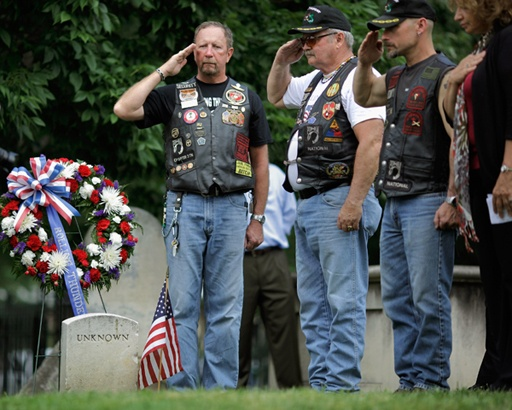 memorial day motorcycle events washington dc