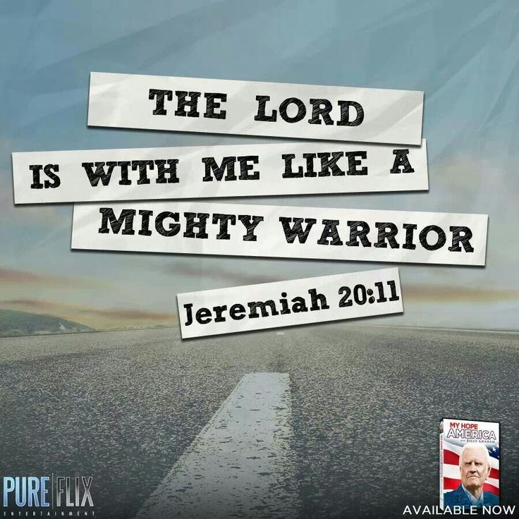 Mighty Warriors In The Bible: Pinterest
