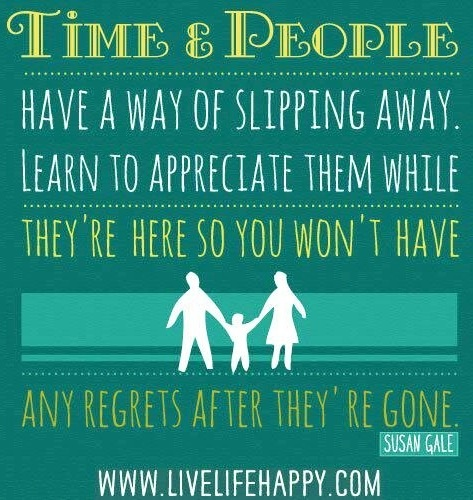 spending time with family quotes quotesgram