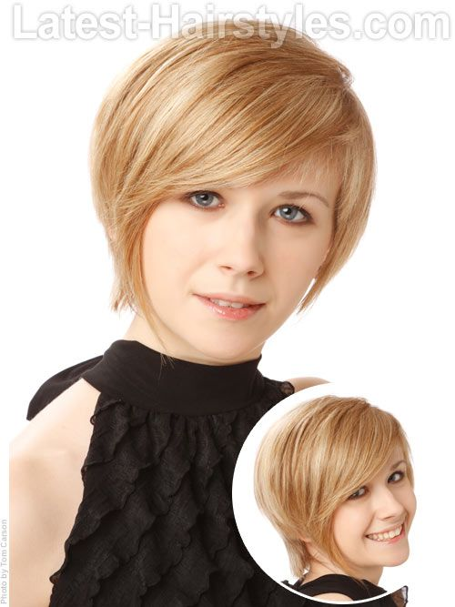 Hairstyles For Short Hair School : school-short-pixie-hairstyle Hairstyles Pinterest
