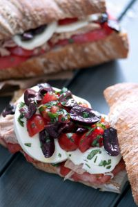 ... tuna salad, this quick-and-easy Caprese recipe gives you more to love