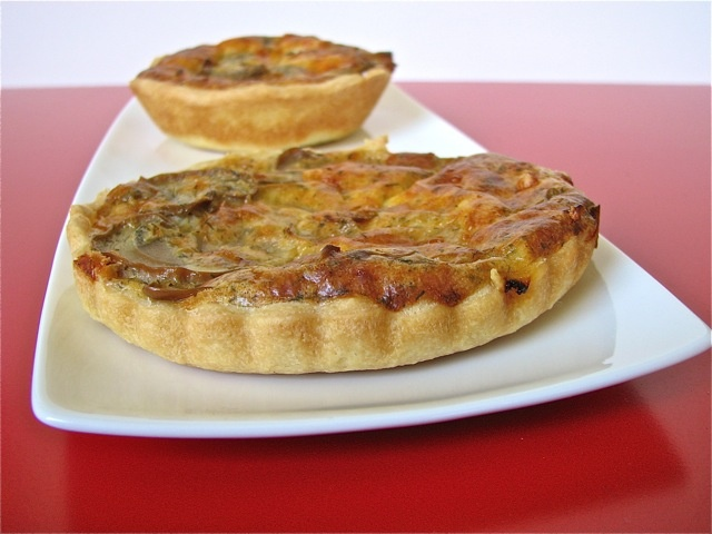 Mushroom Quiche | Food - Cakes, Poundcakes, Cheesecakes, Cupckes, Pie ...