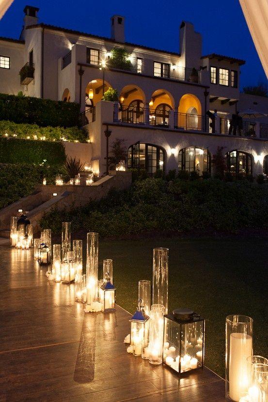 candele e candelieri