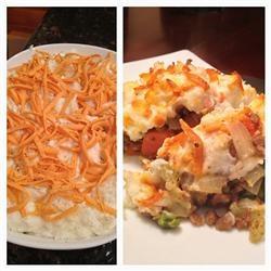 Traditional Style Vegan Shepherd's Pie Allrecipes.com - minus the ...
