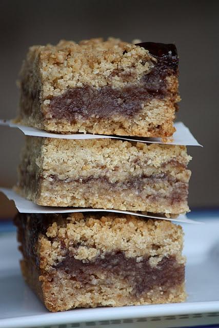 Blackberry Bars | EAT..... Cookies & BARS | Pinterest