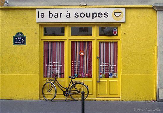 Le Bar a Soupes  33,rue de Charonne, 75011 Paris, France