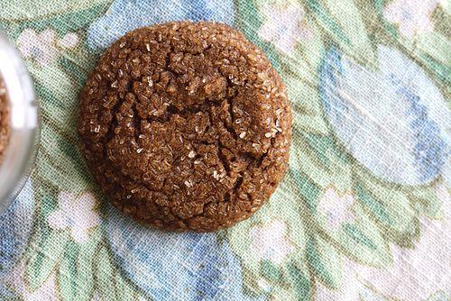 sugar-crusted ginger cookies | Favorite Recipes | Pinterest