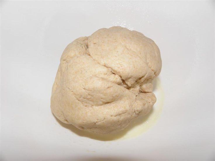 Whole Wheat Thin Crust Pizza Dough   Recipe