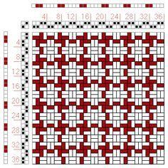 page 169, figure 13: Orimono soshiki hen [Textile System] | Yoshida, Kiju | Japan | c. 1903 | 2-shaft, 2-treadle