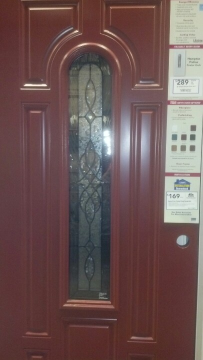 Door at lowes for front door of house fsm kitchen prepare your home 39 s exterior for holiday - Exterior door painting style ...