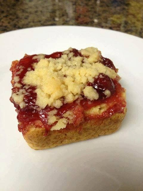 Cherry Coffee Cake | Pampered Chef | Pinterest