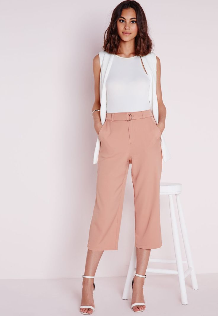 20 Spring Looks With Lace Culottes 20 Spring Looks With Lace Culottes new pictures
