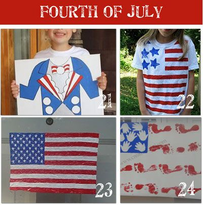 4th of july crafts for toddlers