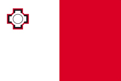 Bandera de Malta