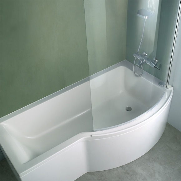 Baignoire douche for the home pinterest for Baignoires douches
