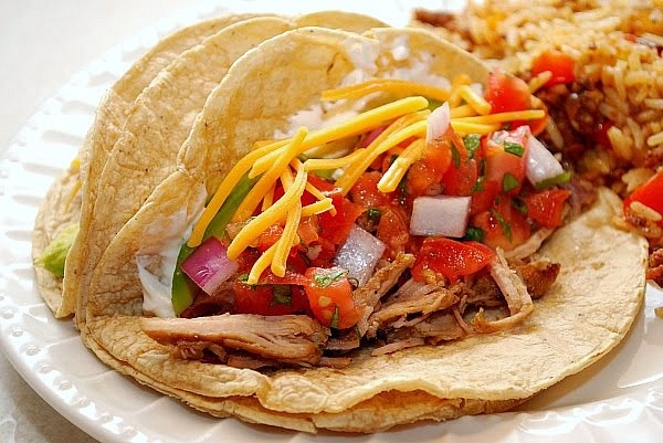 Mexican Pulled Pork (Carnitas) recipe adapted from Cook's Illustrated ...