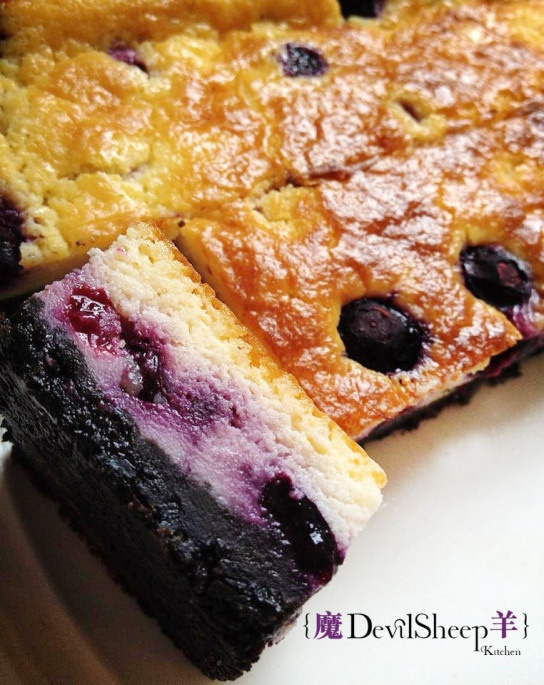 Baked Blueberry Cheesecake | Other fun desserts | Pinterest